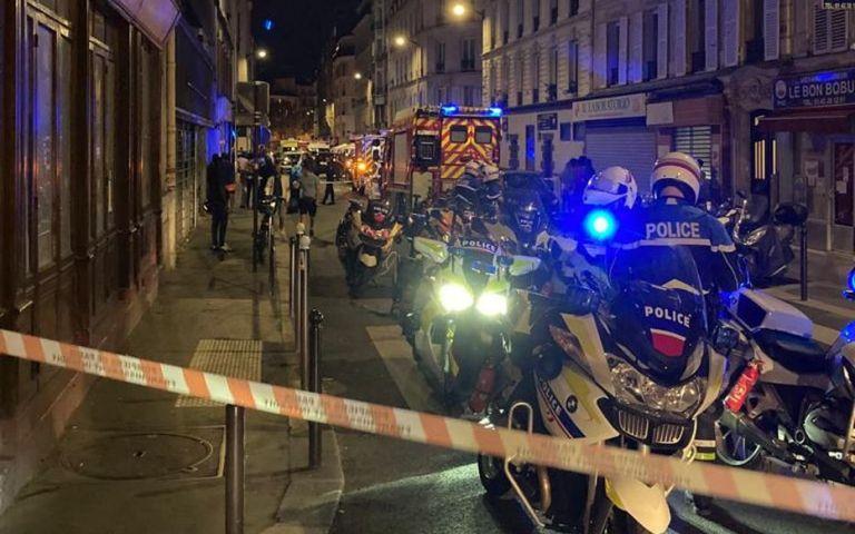 Συναγερμός στο Παρίσι: Αυτοκίνητο έπεσε σε καθισμένους πελάτες καφέ στο πεζοδρόμιο   tovima.gr