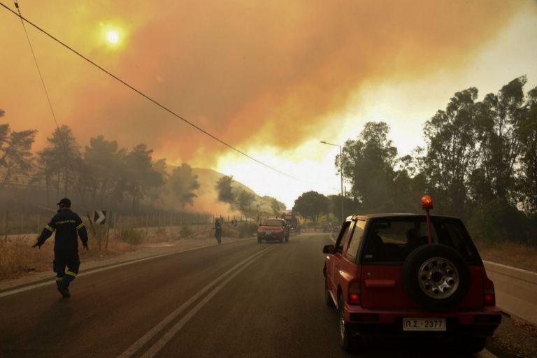 ΓΓΠΠ – Πολύ υψηλός κίνδυνος πυρκαγιάς τη Δευτέρα σε πολλές περιοχές της χώρας | tovima.gr