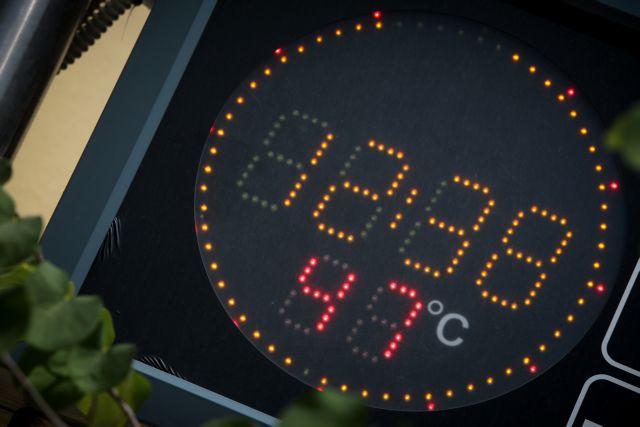 Καύσωνας – «Φλέγεται» η Αθήνα – Το θερμόμετρο έδειξε 47 βαθμούς στο κέντρο | tovima.gr