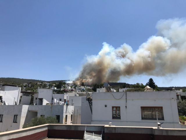 Τουρκία – Μαίνονται για τέταρτη μέρα οι πυρκαγιές – Εξι οι νεκροί   tovima.gr