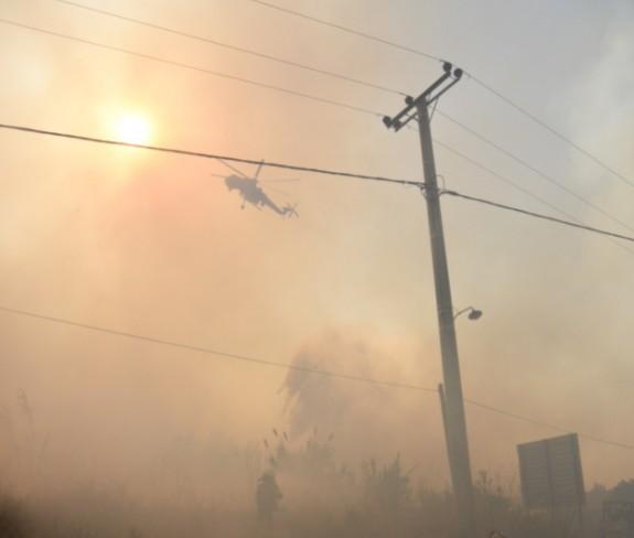 Φωτιά στην Αχαΐα – Συγκλονιστικές εικόνες από το πύρινο μέτωπο   tovima.gr