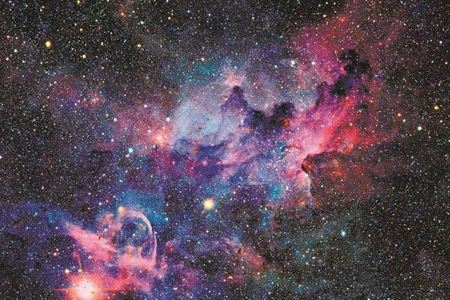 Η κατανομή της σκοτεινής ύλης | tovima.gr
