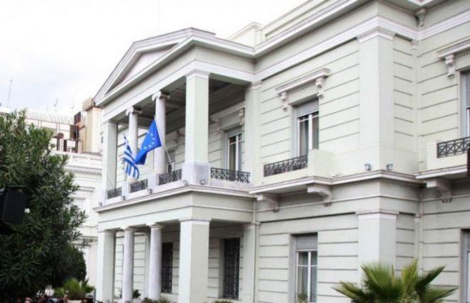 Η Αθήνα διαψεύδει τα περί νεκρού Τούρκου στον Έβρο από ελληνικά πυρά – Η απάντηση του ΥΠΕΞ   tovima.gr