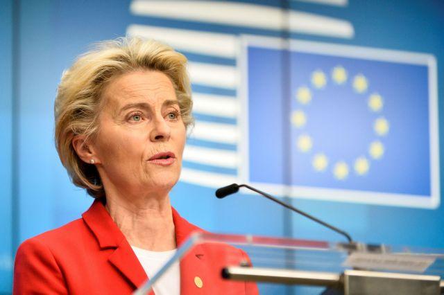 Ούρσουλα ντερ Λάιεν στο Βήμα – Η Ευρωπαϊκή Πράσινη Συμφωνία, η νέα στρατηγική μας για την ανάπτυξη | tovima.gr