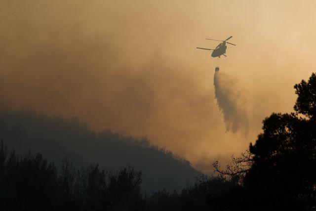 Δασικές πυρκαγιές – Αποκαλυπτική έκθεση για το φετινό καταστροφικό καλοκαίρι | tovima.gr