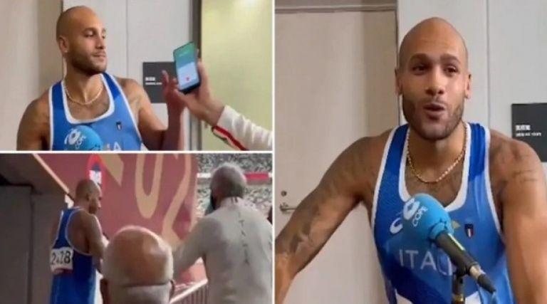 Ολυμπιακοί Αγώνες – Ο Τζέικομπς διακόπτει τις live δηλώσεις για να απαντήσει στον Ντράγκι | tovima.gr