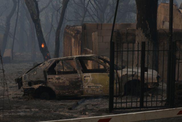 Φωτιά στην Αχαΐα – Συνεχίζεται η μάχη με τις φλόγες – 16 τραυματίες, «στάχτη» 20 σπίτια | tovima.gr