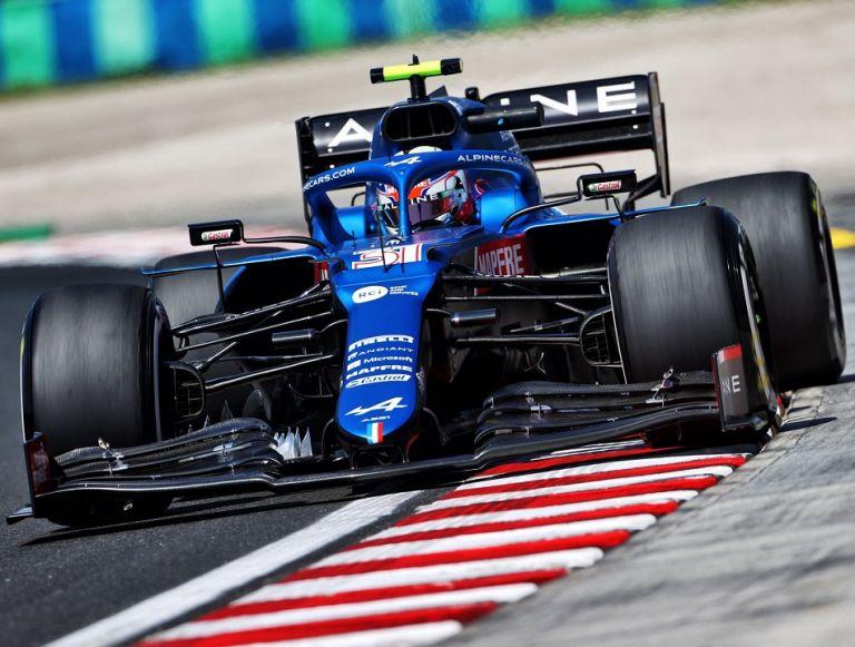 Formula 1 – Ιστορική νίκη για τον Οκόν στην Ουγγαρία | tovima.gr