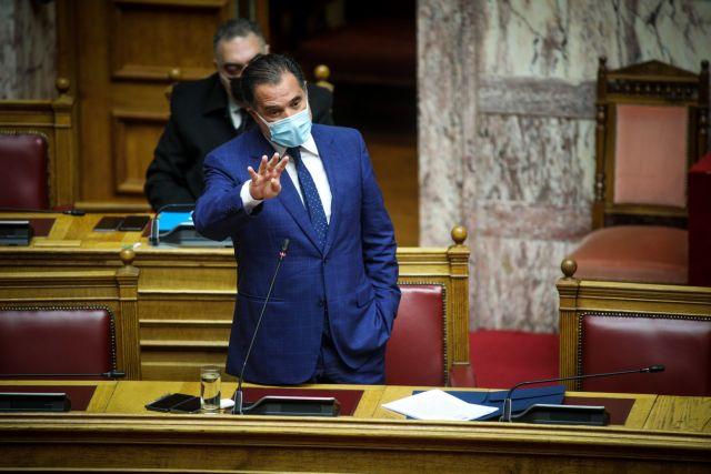 Γεωργιάδης – Ας πει κάποιος στον Πολάκη να μην δίνει επικίνδυνες ιατρικές συμβουλές   tovima.gr