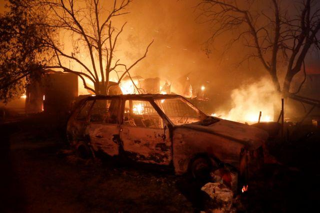 Φωτιά στη Βαρυμπόμπη – Ποιες περιοχές αντιμετωπίζουν πρόβλημα υδροδότησης – Τι απαντά η ΕΥΔΑΠ | tovima.gr