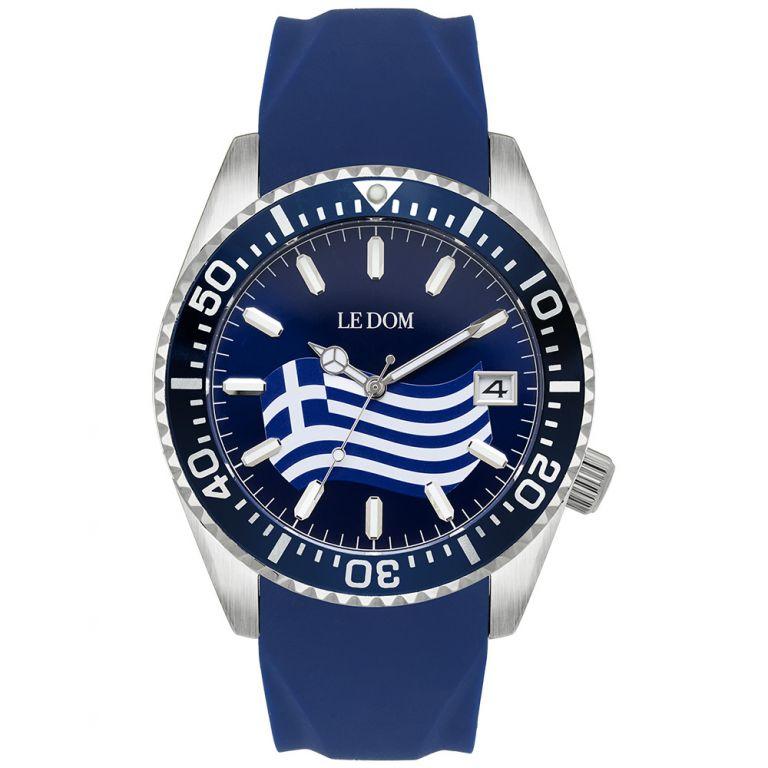 Ledom Diver's Greek Limited Edition   tovima.gr
