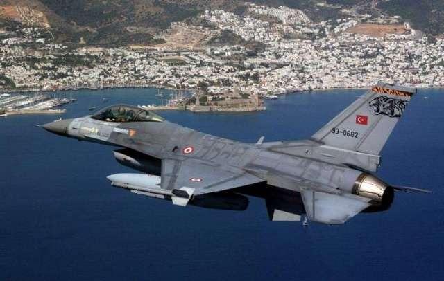 Τουρκία –  Παραβιάσεις από μαχητικά μέσα στη νύχτα   tovima.gr