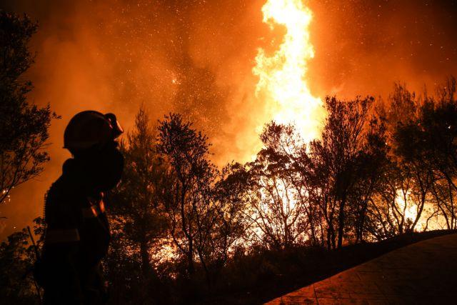 Βαγγέλης Μαρινάκης – «Οι σκέψεις και οι προσευχές μας με όλους όσοι δοκιμάζονται από τις πυρκαγιές» | tovima.gr