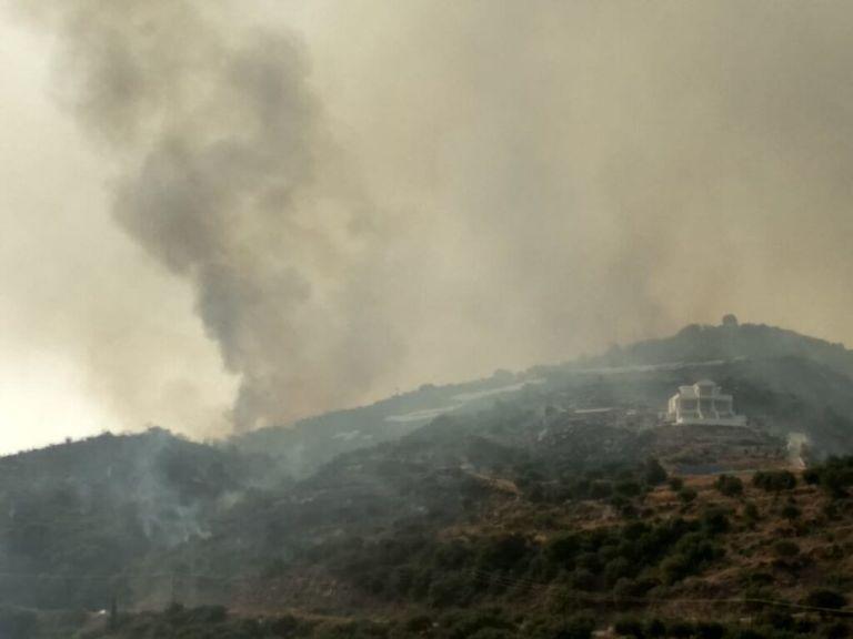 Σε εξέλιξη η φωτιά στην περιοχή Βασιλίτσι Μεσσηνίας – «Ανάσα» μετά τον νυχτερινό πύρινο εφιάλτη στη Στυλίδα   tovima.gr
