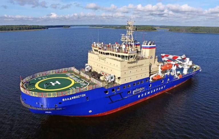 Ρωσία – Γιατί ανατέθηκε στην Τουρκία η ναυπήγηση σύγχρονου ρωσικού παγοθραυστικού; | tovima.gr