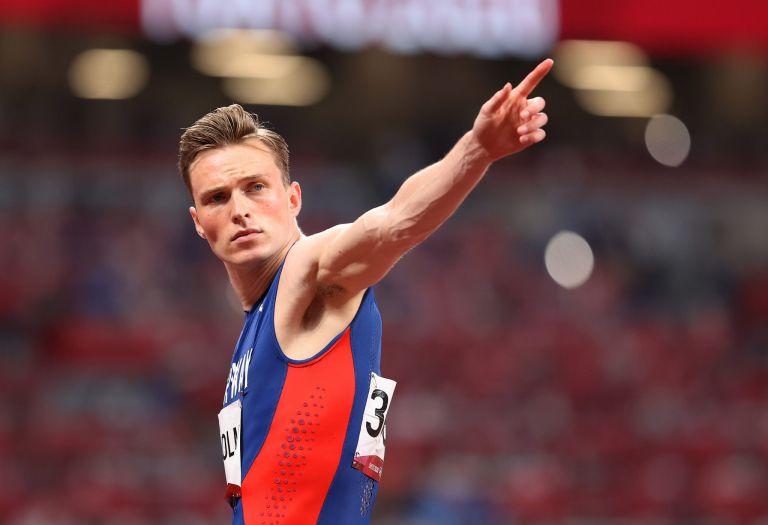 Ασύλληπτο παγκόσμιο ρεκόρ στα 400 μ. εμπ. Ανδρών | tovima.gr
