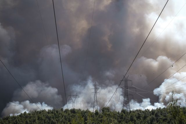 Σε κατάσταση έκτακτης ανάγκης ο δήμος Αχαρνών μετά τις πυρκαγιές | tovima.gr