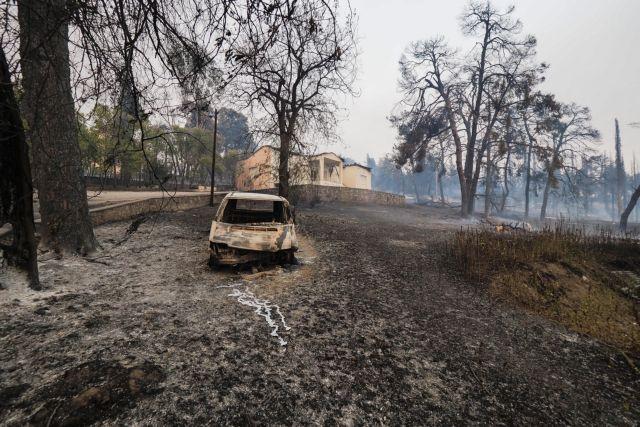 Φωτιά στην Εύβοια – Τρία τα πύρινα μέτωπα  – Εντολή εκκένωση της Σκεπαστής | tovima.gr