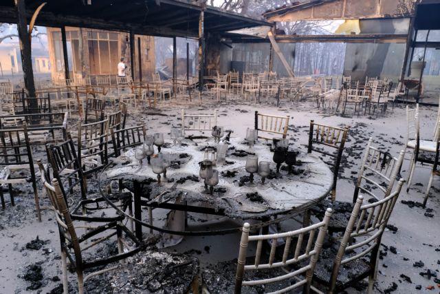 Λέκκας – «Πυριτιδαποθήκη» η χώρα – Η θερμοκρασία έφτασε 600 βαθμούς Κελσίου σε σημεία που καίγονταν   tovima.gr