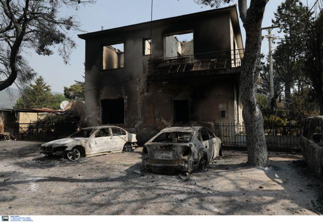 Χαρδαλιάς – Κάηκαν 94 σπίτια και έγιναν 442 διασώσεις στην Βαρυμπόμπη – Στις φλόγες 12.500 στρέμματα | tovima.gr