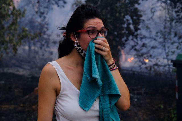 Τι κάνουμε (και τι δεν κάνουμε) την ώρα της πυρκαγιάς | tovima.gr