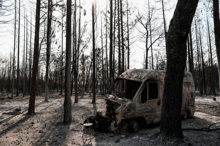 Λαγουβάρδος για φωτιά στη Βαρυμπόμπη – Υποτιμήσαμε τον καύσωνα | tovima.gr