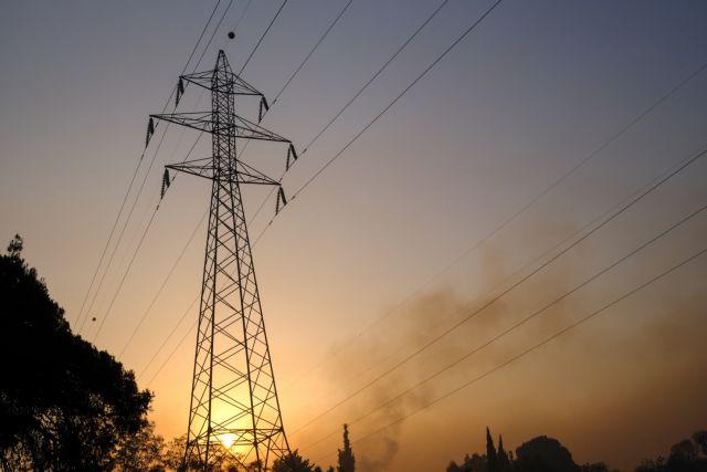 Βαρυμπόμπη – Πώς προχωρούν οι εργασίες αποκατατάστασης της ηλεκτροδότησης | tovima.gr