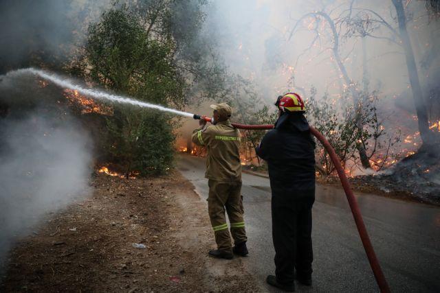 Μεγάλη φωτιά και στη Μεσσηνία – Εκκενώνονται χωριά – Μήνυμα του 112   tovima.gr