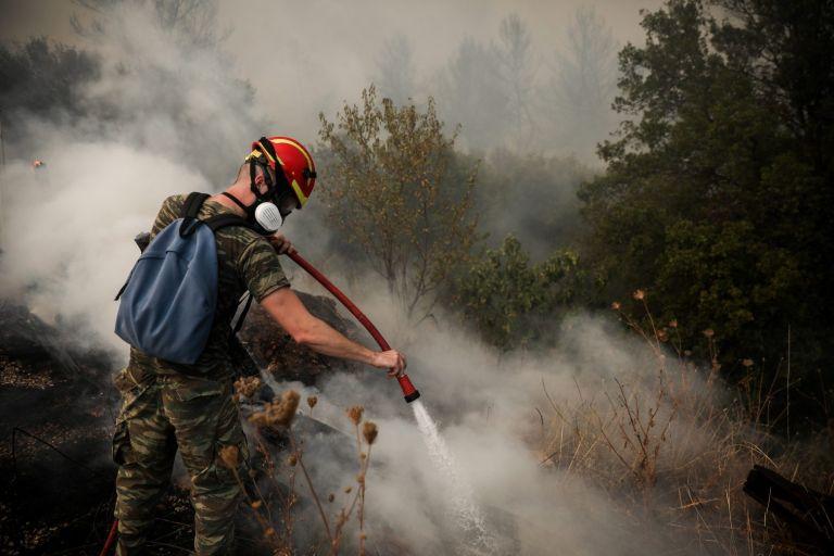 Δυτική Μακεδονία: Τρία τα πύρινα μέτωπα σε Κοζάνη και Γρεβενά | tovima.gr