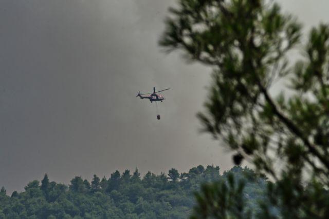 Αναζωπυρώθηκαν οι φωτιές στην Κοζάνη – Ανησυχία στον οικισμό των Σαρακατσάνων | tovima.gr