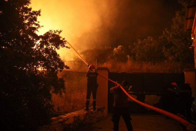 Φωτιές – Μεγάλη αναζωπύρωση στις Αδάμες   tovima.gr