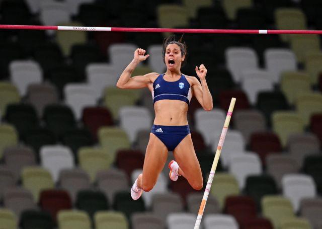 Ολυμπιακοί Αγώνες – Τέταρτη η Στεφανίδη στο Τόκιο, όγδοη η Κυριακοπούλου | tovima.gr