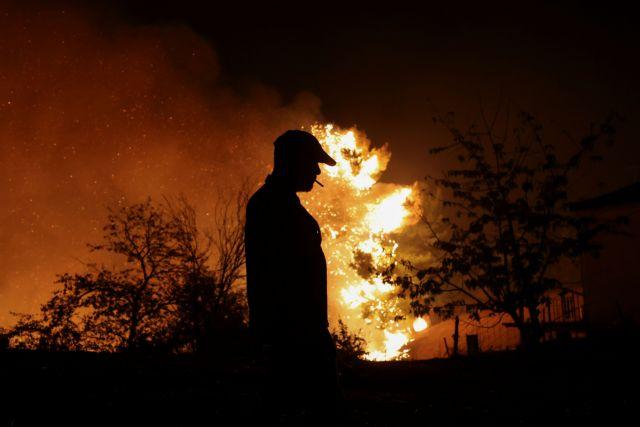 Φωτιά στην Αττική – Συνελήφθη 43χρονος για εμπρησμό   tovima.gr