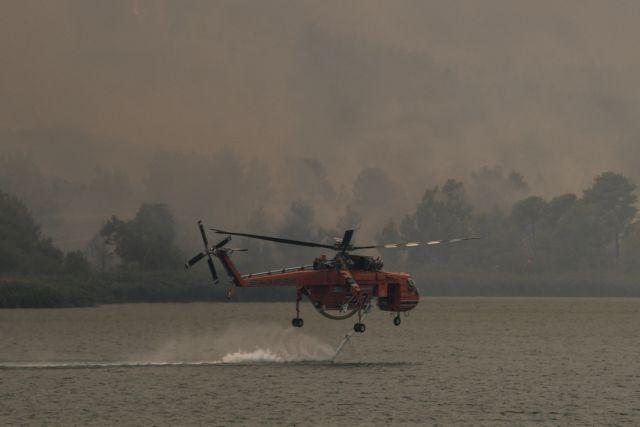 Φωτιά στην Αττική – Ακόμα ένα μήνυμα του 112 στη Βαρυμπόμπη – «Εκκενώστε τώρα προς Θρακομακεδόνες και Αχαρνές» | tovima.gr