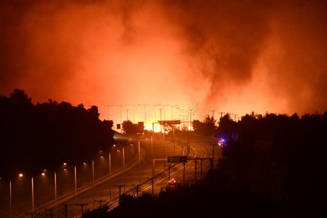 Φωτιές σε όλη τη χώρα  – Συνεχής ενημέρωση για τα πύρινα μέτωπα | tovima.gr