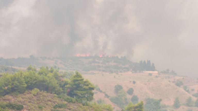 Φωτιά στην Αττική – Νέο μήνυμα του 112 για εκκένωση του Αγίου Στεφάνου και γύρω περιοχών   tovima.gr