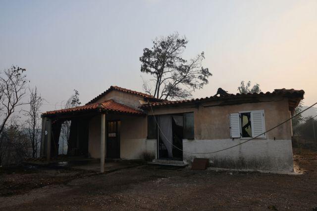 Φωτιά στην Αττική – Συνεχείς αναζωπυρώσεις σε Αφίδνες, Ιπποκράτειο Πολιτεία και Μαραθώνα – Ανησυχεί η ενίσχυση των ανέμων   tovima.gr