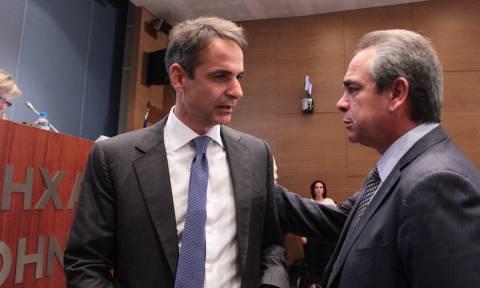 Μητσοτάκης – Θλίψη για την απώλεια του Κ. Μίχαλου – Άφησε το αποτύπωμά του στο χώρο των επιχειρήσεων | tovima.gr