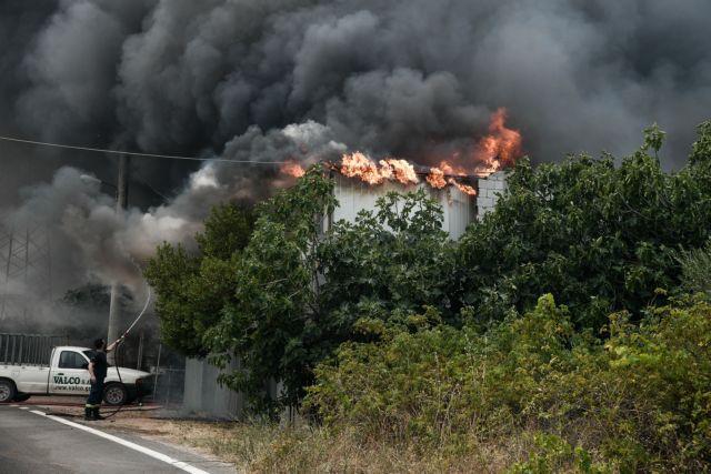 Φωτιά στην Αττική – Εντοπίστηκε εκρηκτικός μηχανισμός στην Πάρνηθα, προσήχθη ύποπτος   tovima.gr