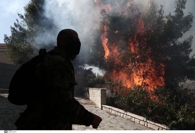 Δίωξη σε βαθμό κακουργήματος στον 43χρονο για τη φωτιά στο Κρυονέρι | tovima.gr