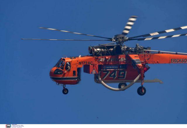 Ο αριθμός των αεροσκαφών που επιχειρούν στη φωτιά προκαλεί αντιπαράθεση ΣΥΡΙΖΑ – κυβέρνησης   tovima.gr