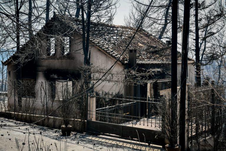 Αρκάς – Συγκλονίζει το σκίτσο του για τις πυρκαγιές στην Ελλάδα – Με στίχους του Μανόλη Αναγνωστάκη | tovima.gr