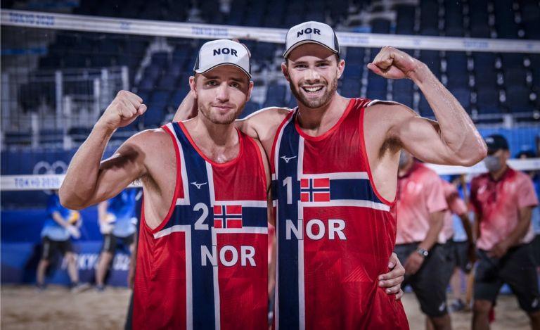 Ολυμπιακοί Αγώνες – Νορβηγικό χρυσό στο μπιτς βόλεϊ Αντρών   tovima.gr