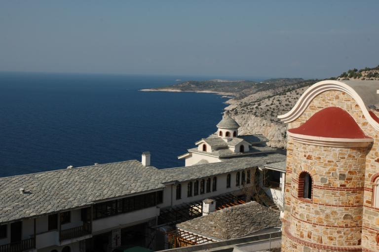 Μονή Αρχαγγέλου Μιχαήλ – Το σημαντικότερο προσκύνημα της Θάσου   tovima.gr