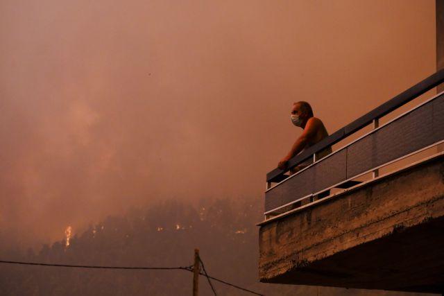 Φωτιά στην Εύβοια – Η μεγαλύτερη καταστροφή από πυρκαγιά στα ελληνικά χρονικά   tovima.gr