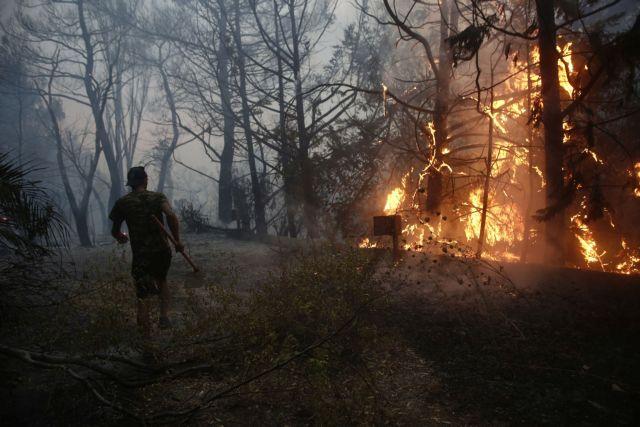 Φωτιά στην Αττική – Οι πυροσβέστες ειδοποιούσαν τρία χρόνια πριν – «Θα έχουμε πυρκαγιά εδώ, είναι το Μάτι της Πάρνηθας» | tovima.gr