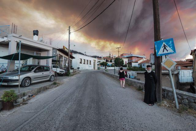 Φωτιά στην Εύβοια – Κραυγές αγωνίας από τους κατοίκους – Καταγγελίες για απουσία εναέριων μέσων | tovima.gr