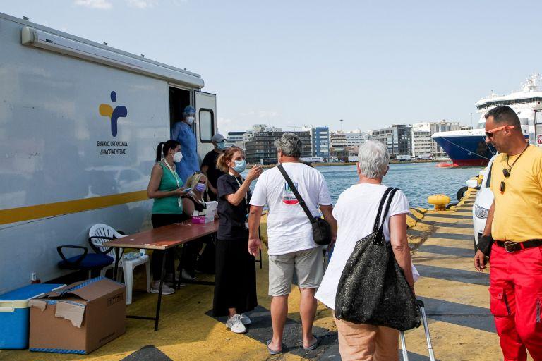 Πού θα γίνουν τη Δευτέρα τα δωρεάν rapid test | tovima.gr