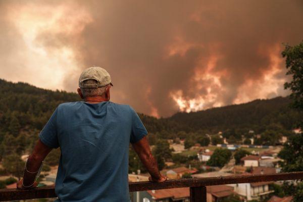 Πολιτική Προστασία – Πολύ υψηλός κίνδυνος πυρκαγιάς τη Δευτέρα για Αττική, Εύβοια και Ηλεία   tovima.gr