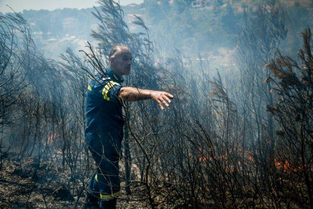 Κολοκούρης – Επιχείρησαν εναέρια μέσα σε όλα τα πύρινα μέτωπα | tovima.gr